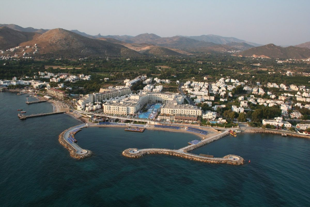 La Blanche Resort Spa Hotel (Turgutreis)