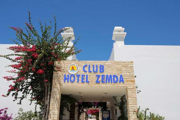 Zemda Hotel Gümüşlük