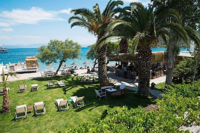 Daphnis Hotel Göltürkbükü