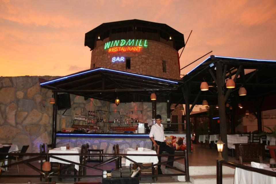 Windmill Restaurant -Değirmen Restoran