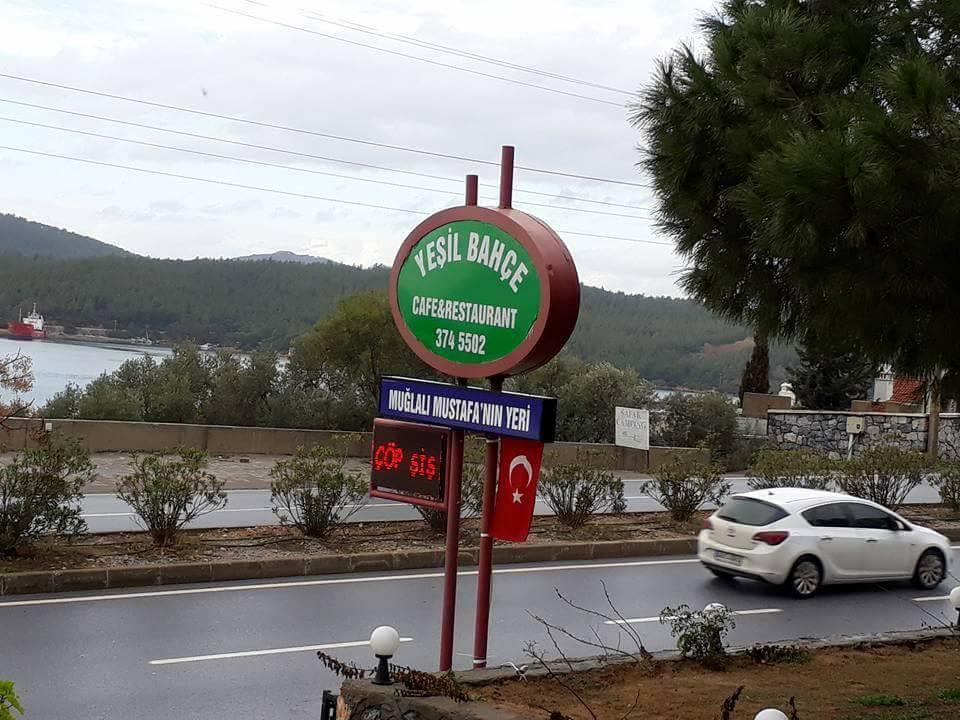Yeşil Bahce Restaurant ve Kahvaltı Evi