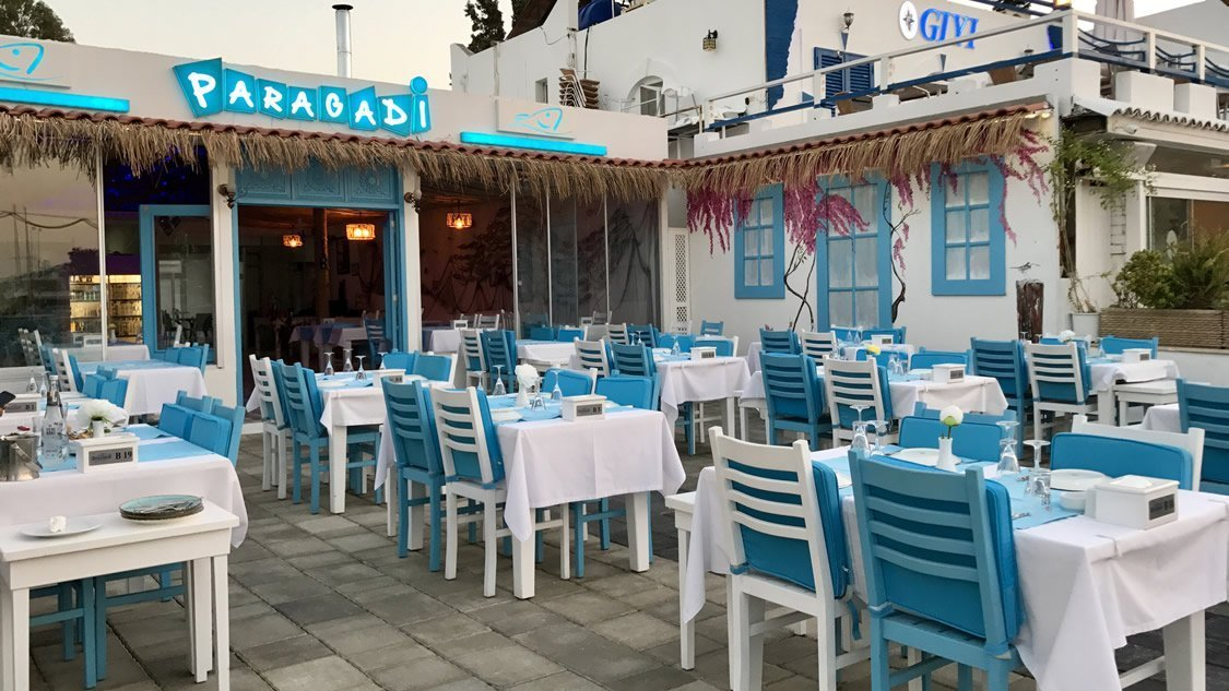 Paragadi Balık Restaurant