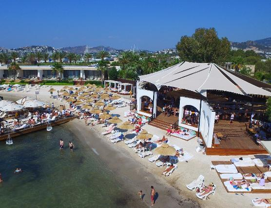 Tren Beach Club Yalikavak