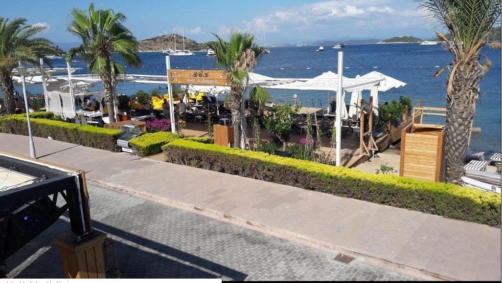 Bük Lounge - Beach Restaurant Türkbükü