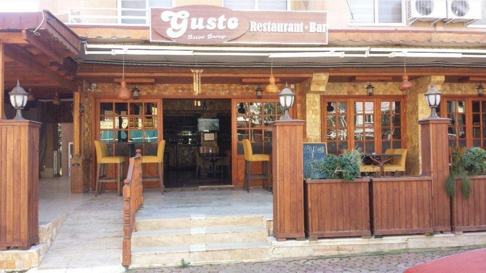 Gusto Restaurant & Beach