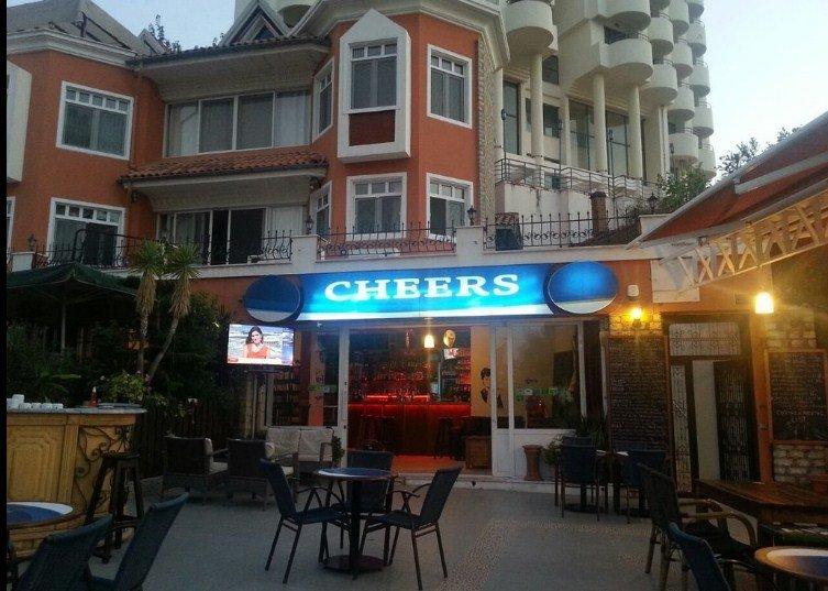Cheers Cafe Bar Gulluk