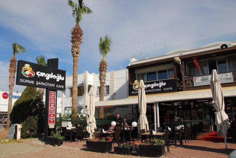 Çıngıllıoğlu Cafe