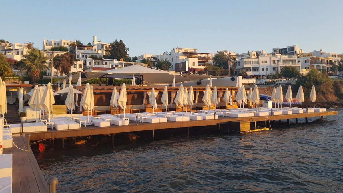 By Majestueux Beach Bodrum