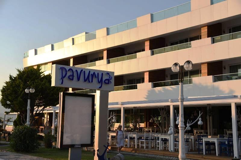 Pavurya Balık Restaurant Güllük