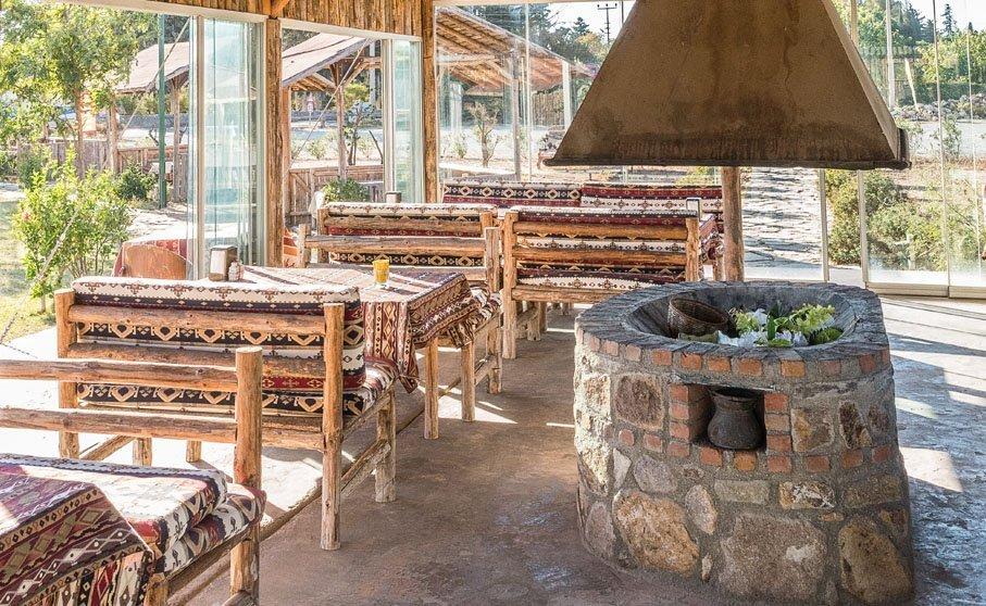 Zerde Restaurant