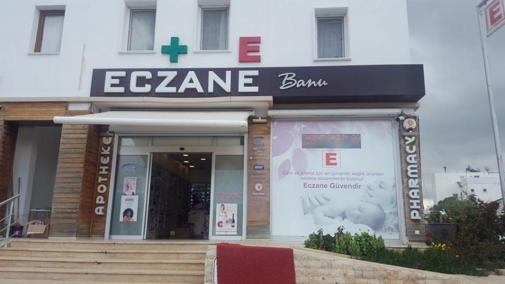 Banu Eczanesi