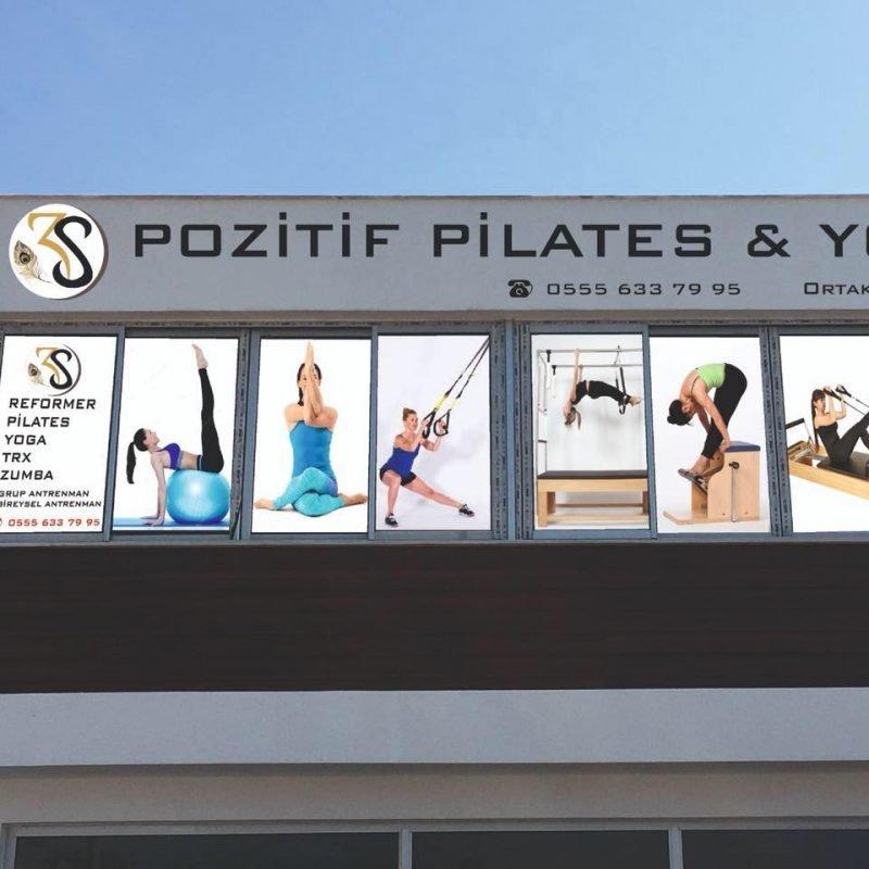 3S Pozitif Pilates Yoga