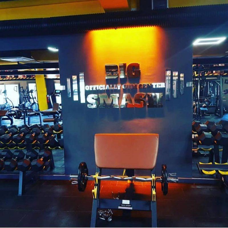 Big Smash Gym