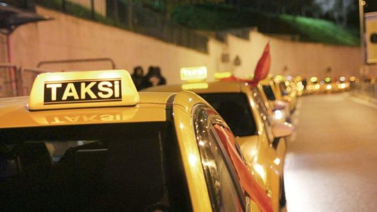 Amerikan Hastanesi Taksi