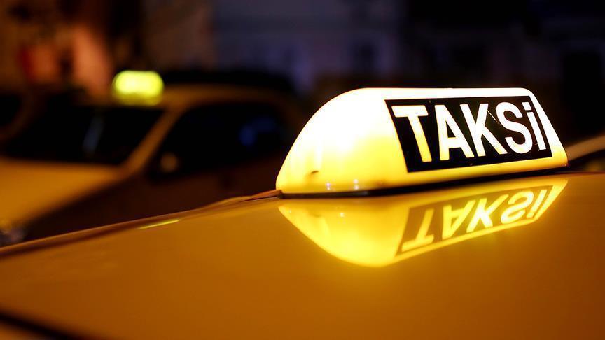 Gümbet Taksi Durağı