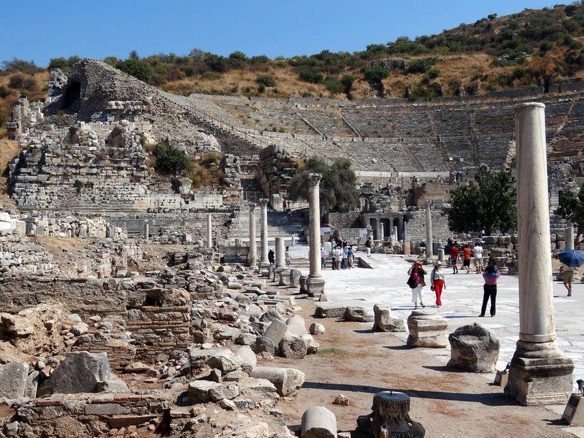 Bodrum'dan: Tam Gün Efes Turu