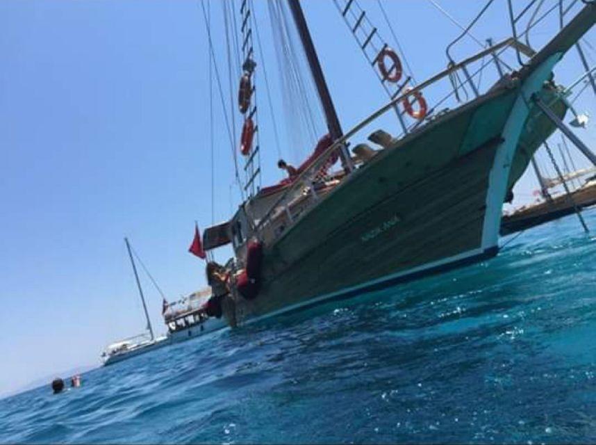 Bodrum Yarımadası Öğle Yemeği Özel Tekne Turu