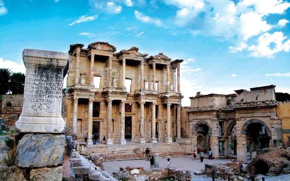 Efes ve Pamukkale: Bodrum'dan 2 Günlük Tur