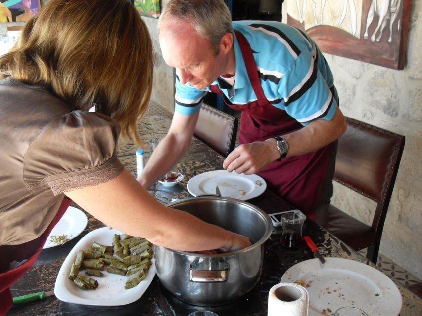 Bodrum Pazar Ziyaret ve Cooking Class