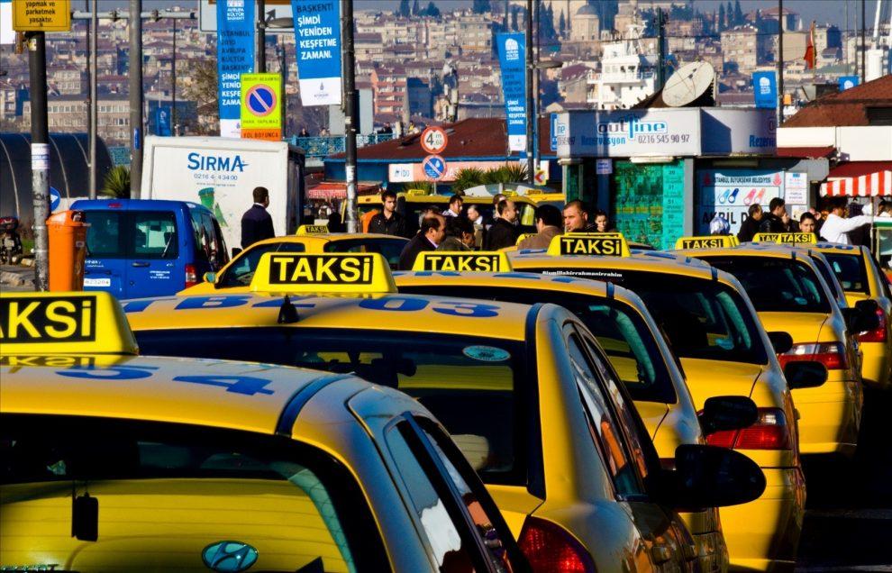 Cağlar Taksi