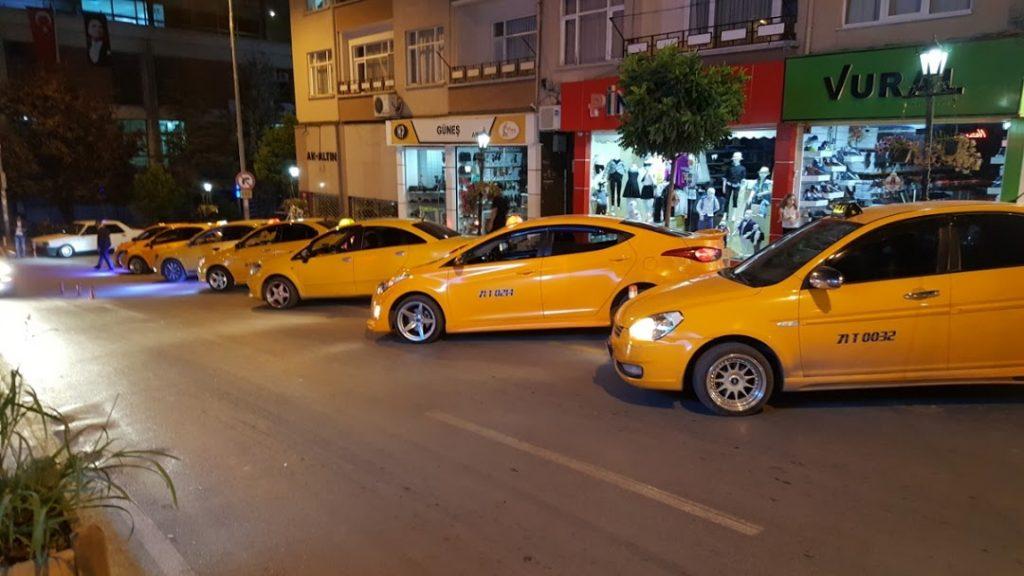 Güneş Taksi